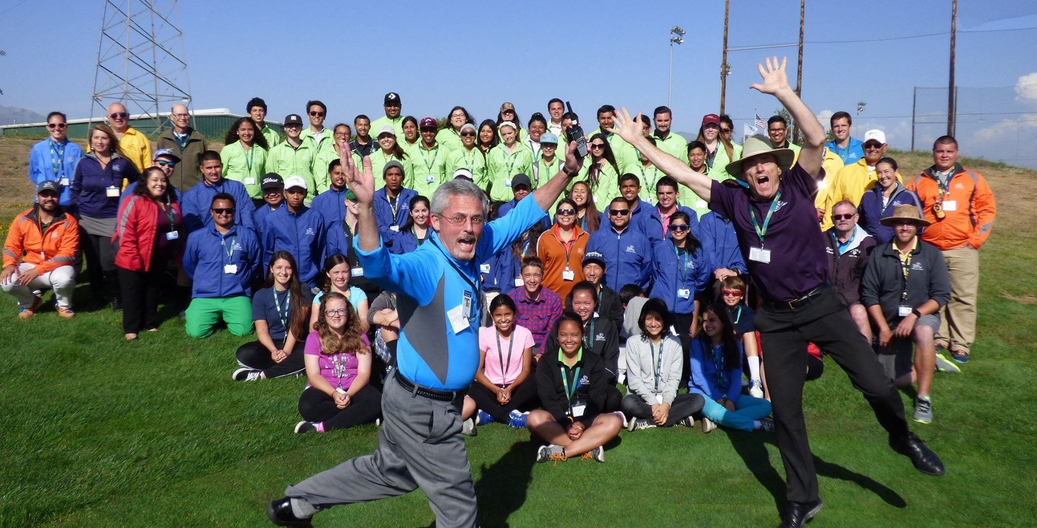 chapter staff the first tee of monterey county